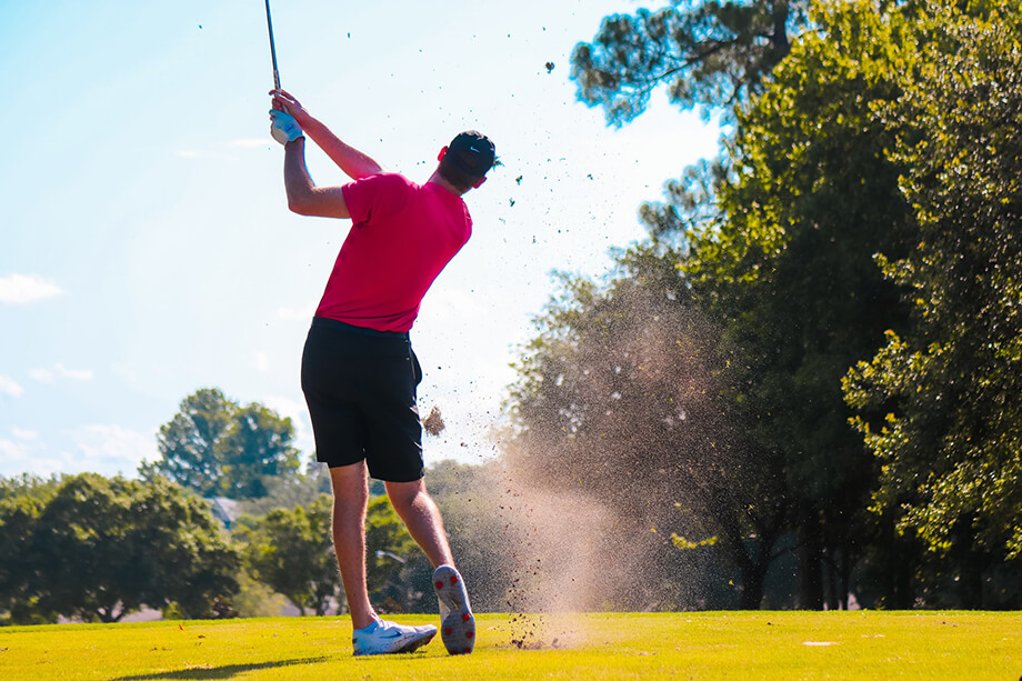 Golf sport history