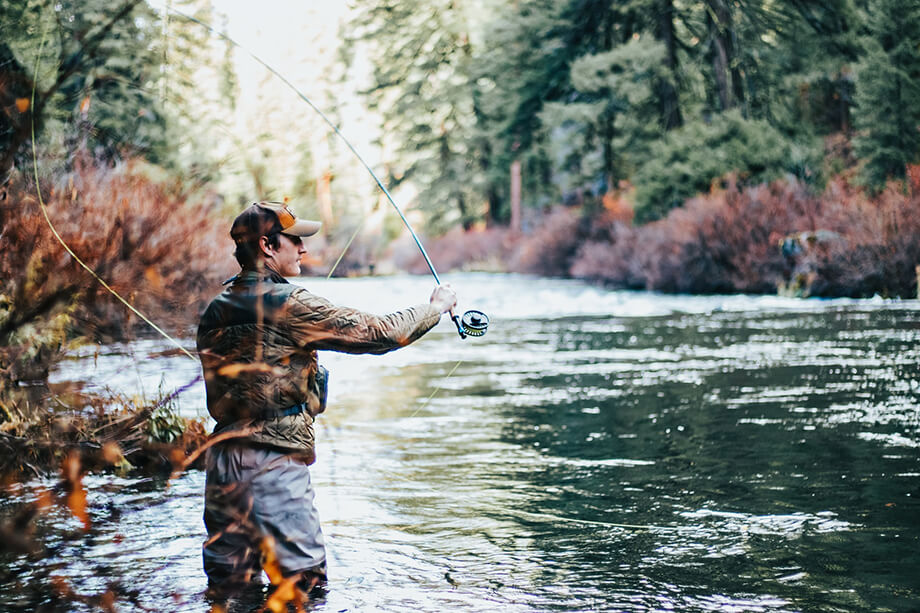 Outdoor Fishing